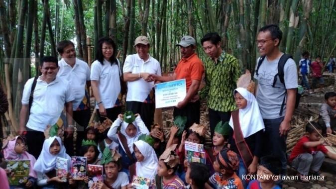 BCA bantu pembangunan Taman Bermain Ngadiprono