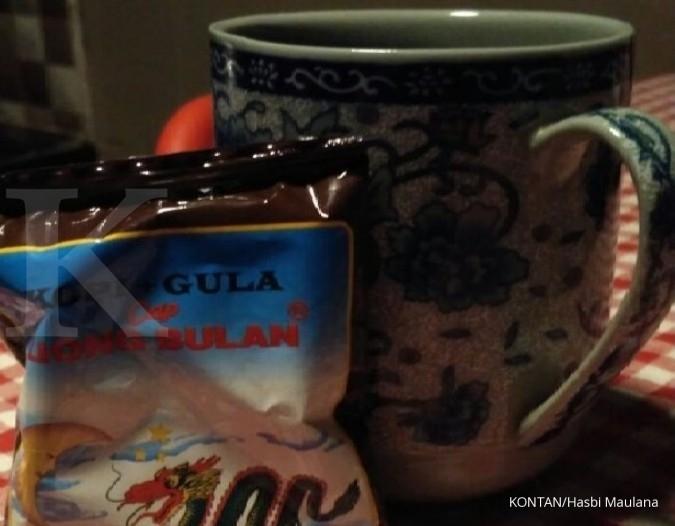 Pabrik kopi Liong Bulan masih produksi