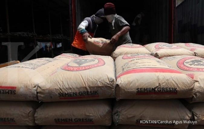 SMGR Performa emiten semen didorong infrastruktur