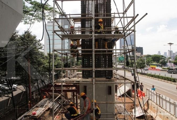 Perbankan tunggu kejelasan proyek LRT