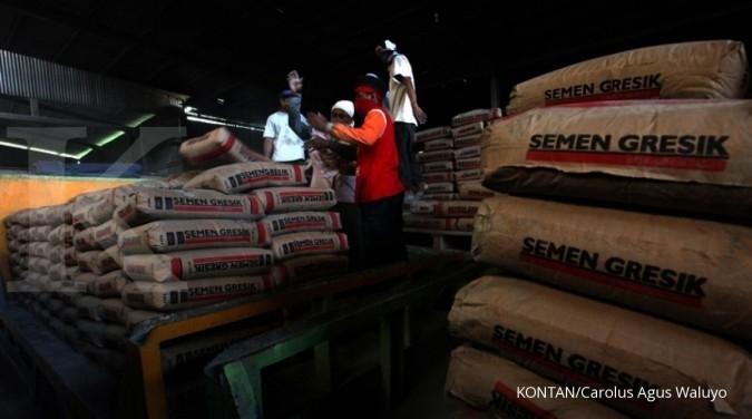 Penjualan semen domestik diramal tumbuh hingga 60% di 2018