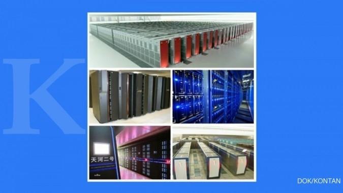5 Superkomputer termahal di dunia
