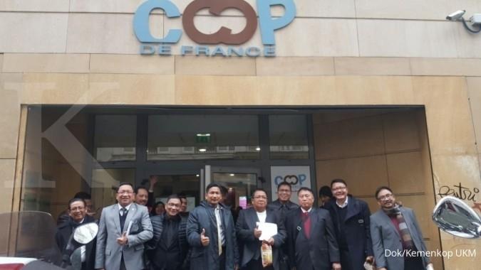 Panja RUU Koperasi pelajari koperasi ke Prancis