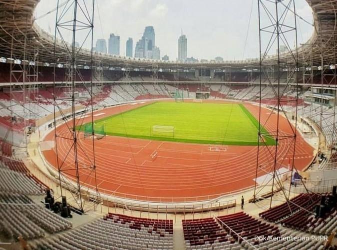 PUPR pede infrastruktur Asian Games sesuai target