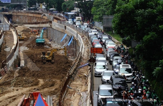 Pembiayaan infrastruktur lebih baik