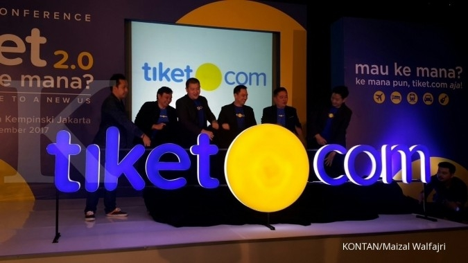 Tiket.com dan Blibli.com berkolaborasi marketing