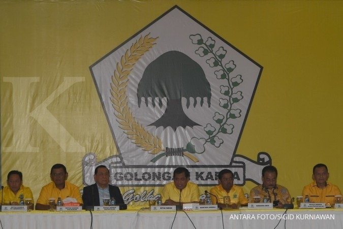 Presiden akan hadiri Rapimnas Golkar