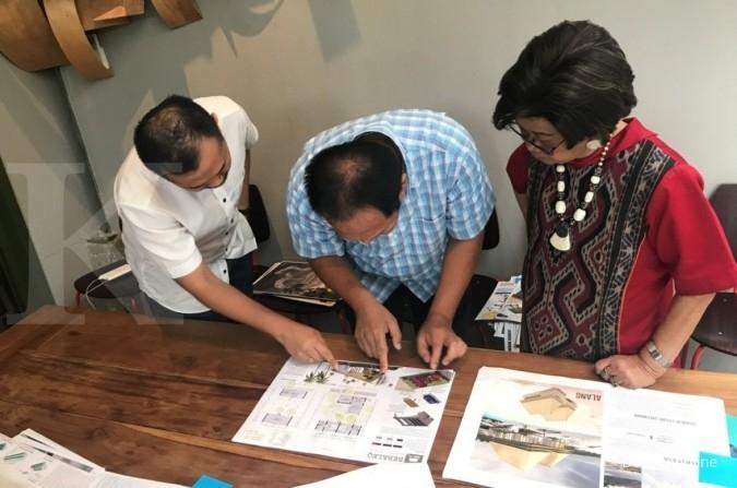120 karya desain pondok wisata ramaikan OGRA 2017