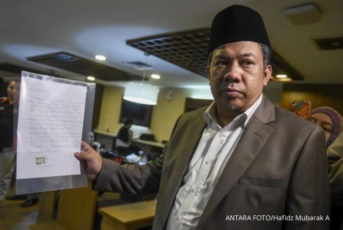 Surat pencopotan Fahri Hamzah segera diproses