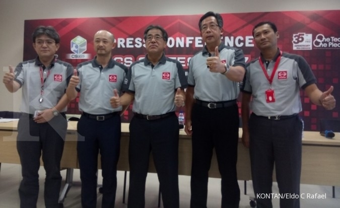 Hino Motor adakan CS Contest 2017