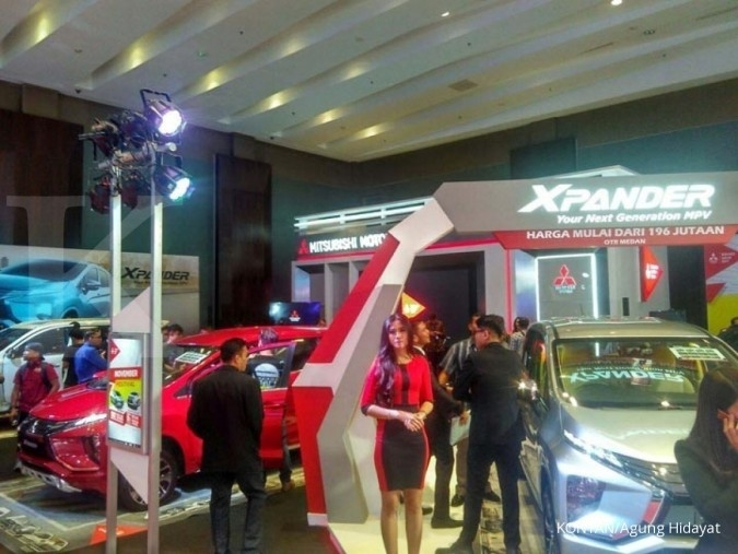 Mitsubishi gelar autoshow spesial di Bandung