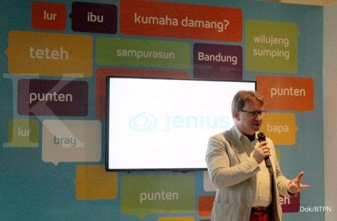 Ekspansi, BTPN luncurkan Jenius di Bandung
