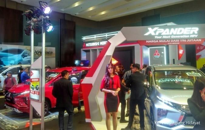 Xpander bidik 200 unit penjualan di GIIAS Medan