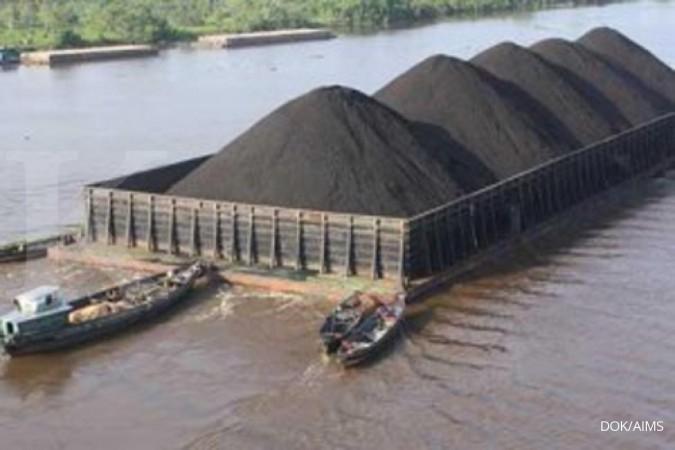 Harga batubara acuan Desember turun US$0,8 per ton