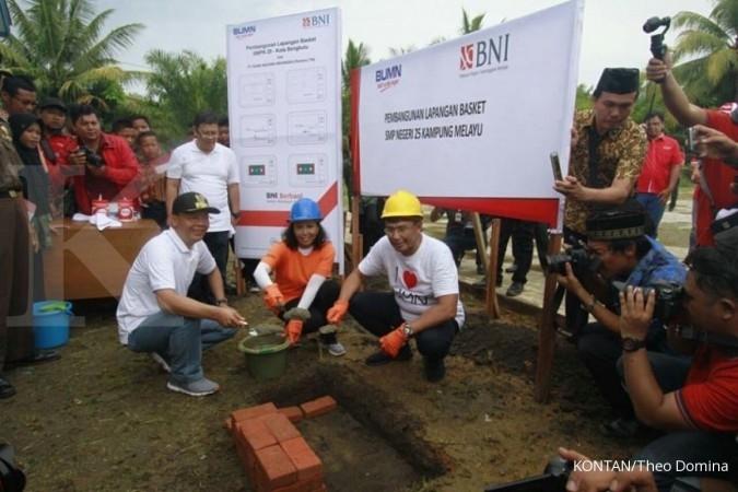 BUMN gelontorkan Rp 9,2 miliar untuk Bengkulu