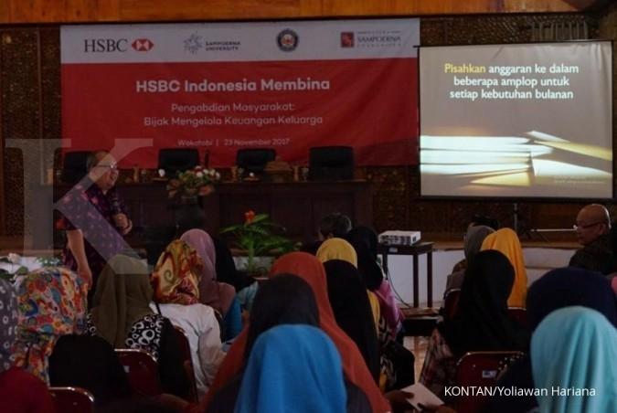HSBC dukung edukasi keuangan untuk istri nelayan