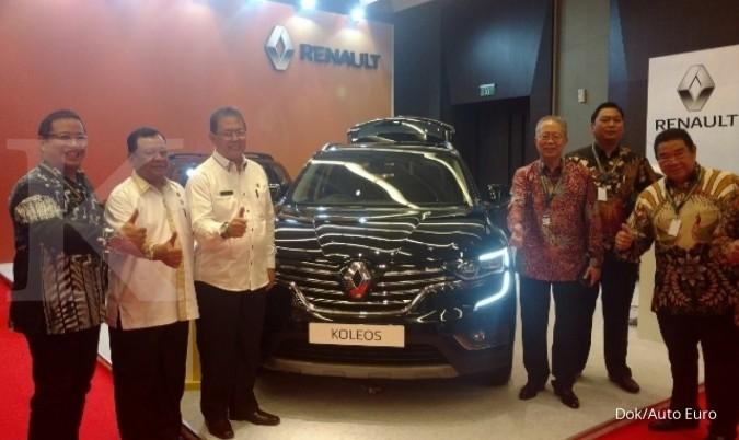 Renault kembali jualan di Medan