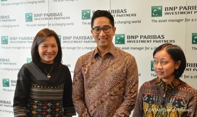 BNP Paribas proyeksi IHSG tembus 6.600 pada 2018