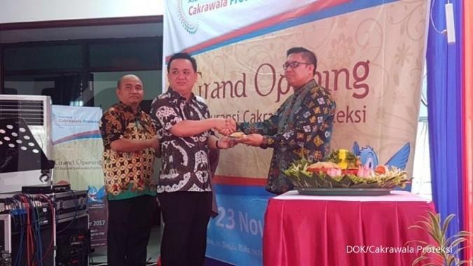 Asuransi Cakrawala resmikan kantor cabang Bengkulu