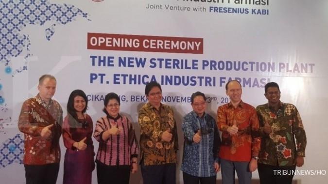 Ethica resmikan pabrik baru di Cikarang