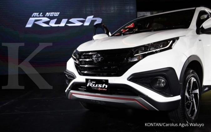 Melihat lebih dekat Toyota All-New Rush
