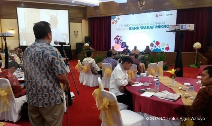 OJK-pesantren dirikan Bank Wakaf Mikro, apa itu?