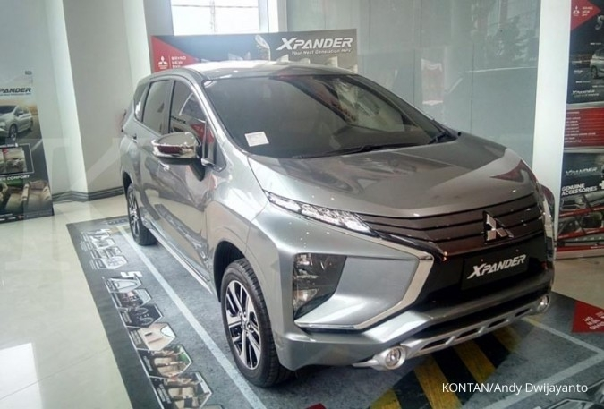 Xpander mendapat bintang empat dari ASEAN New Car Assessment Program
