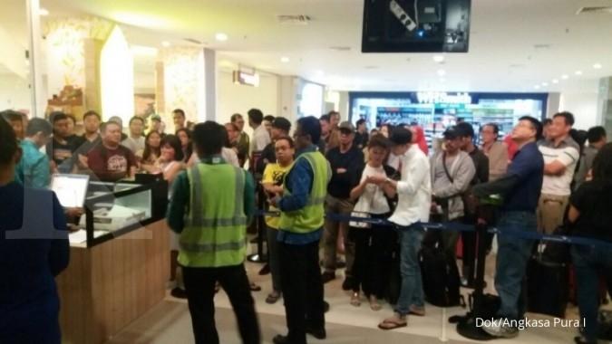 Bandara Ngurah Rai tutup, AP I bersih-bersih