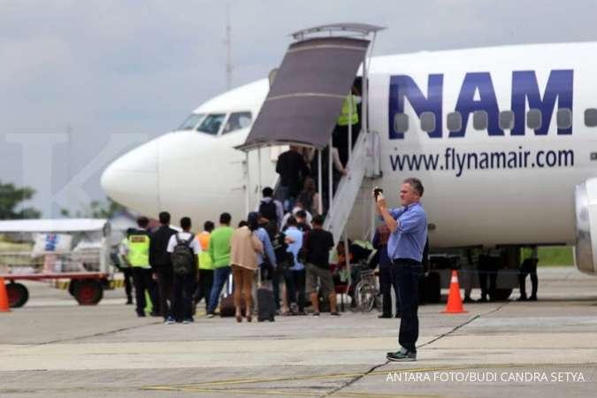 Sriwijaya Air Group akan buka 8 rute anyar