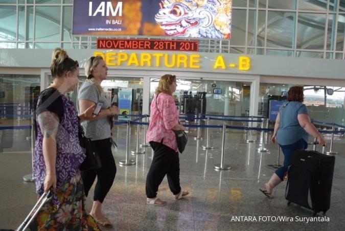 Bandara Ngurah Rai ditutup hingga Kamis