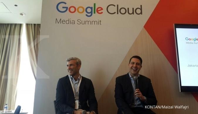 Google rogoh US$ 300 M bangun kabel bawah laut