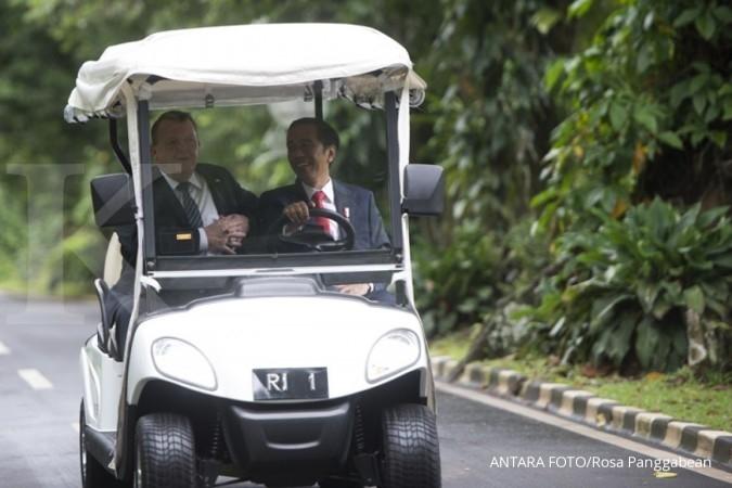 Ini 5 topik yang dibahas Jokowi dan PM Denmark
