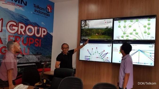 Telkom perkuat pengamanan infrastruktur di Bali