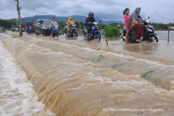 Sepanjang tahun ini terjadi 2.271 bencana alam