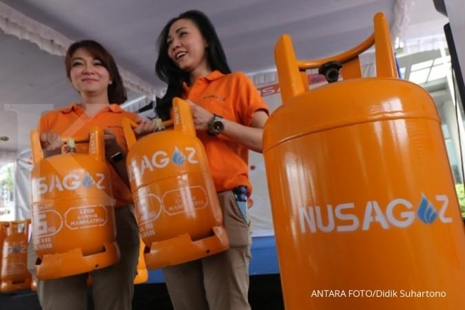 Pemerintah: Harga LPG Nusagaz harus masuk akal