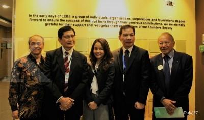 JEC resmikan Lions Eye Bank Jakarta