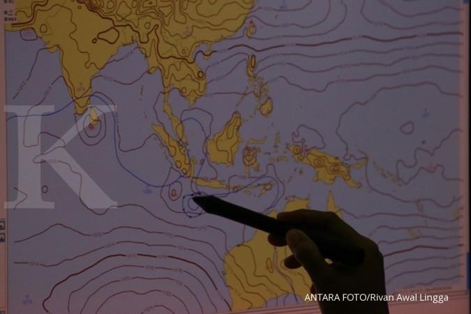 Waspada, sebagian Jabodetabek potensi hujan petir
