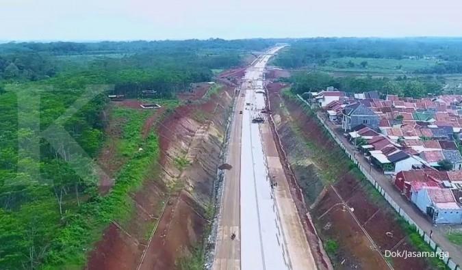 Pembangunan tol Batang-Semarang sudah 59,6%