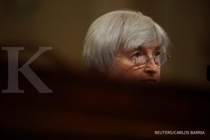 Risalah FOMC: The Fed optimistis karena UU Pajak