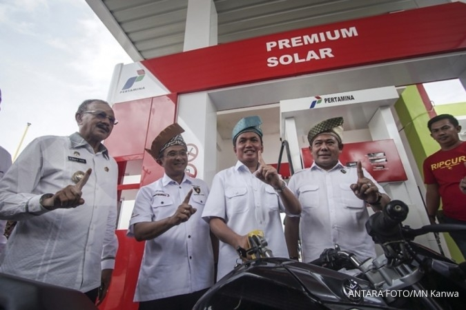 BPH Migas resmikan 2 SPBU BBM satu harga di Natuna