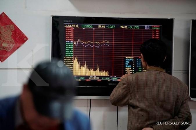Polling Moody's: risiko Asia dari suku bunga AS