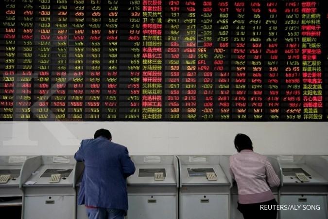 Bursa Asia mulai bertenaga