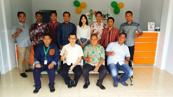 Smart Multi Finance resmikan kantor cabang Jambi