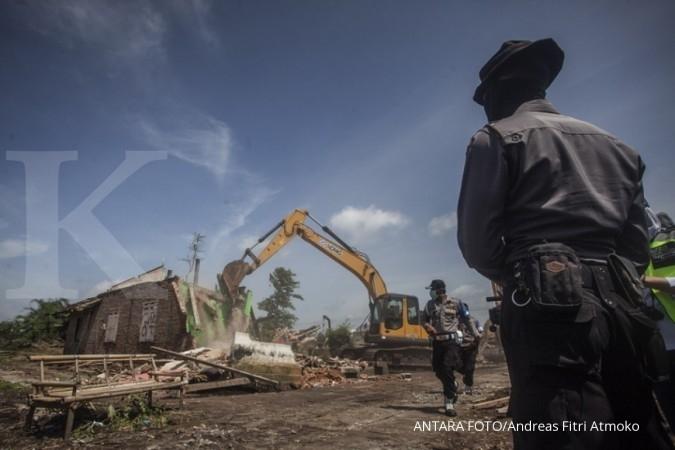 Pengosongan lahan tahap II bandara Kulonprogo rampung