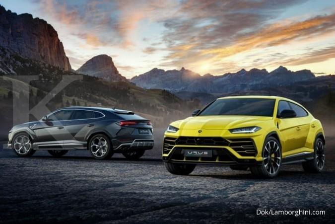 Ini SUV tercepat di planet bumi dari Lamborghini