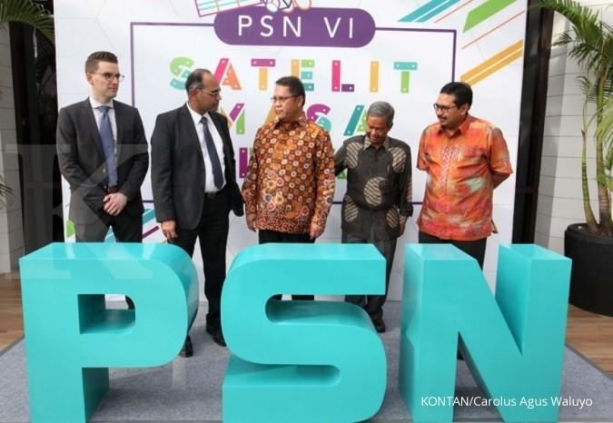 PSN menyiapkan satelit baru senilai US$ 230 juta