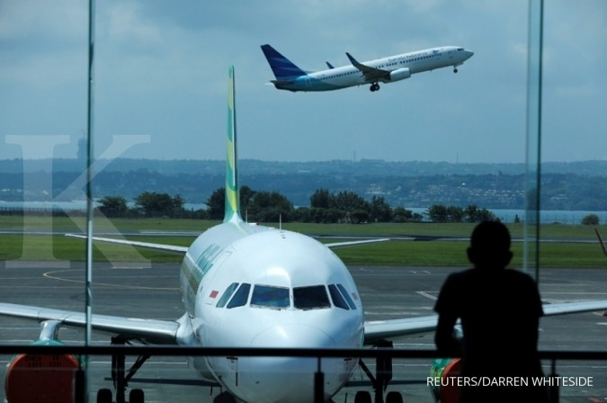 Garuda still targets $3.1 billion in revenue