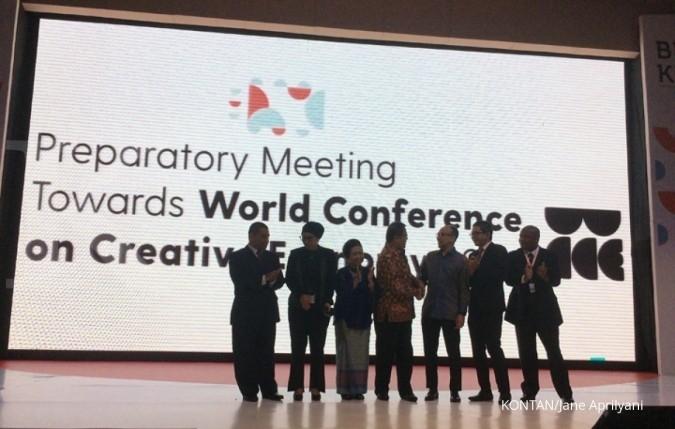 Bekraf siapkan konferensi industri kreatif 2018