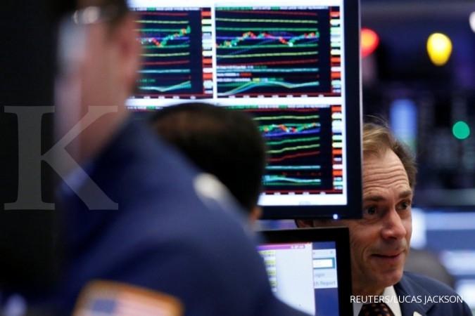 Dow Jones dan S&P 500 memperbarui rekor