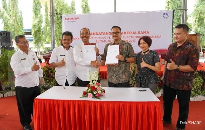 Sharp Class dukung peningkatan kompentensi SMK